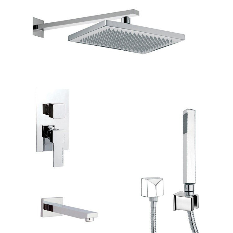 REMER TSH4544 INVERNO TUB AND SHOWER FAUCET