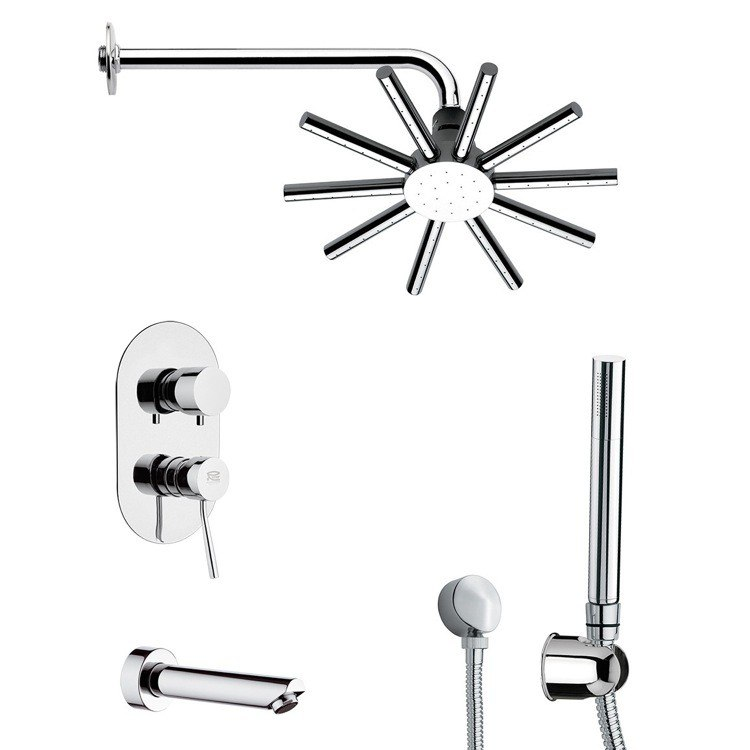 REMER TSH4548 INVERNO SHOWER FAUCET