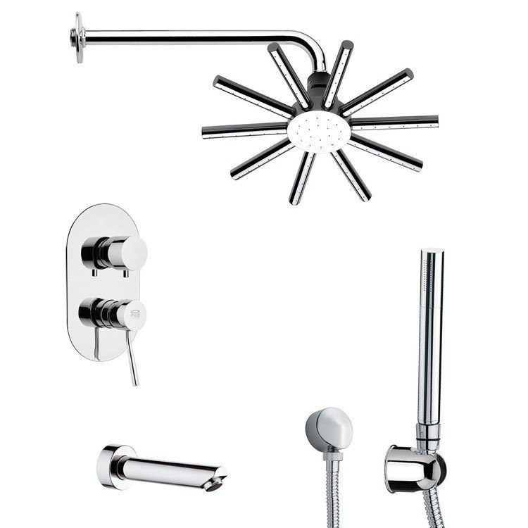 REMER TSH4549 INVERNO SHOWER FAUCET