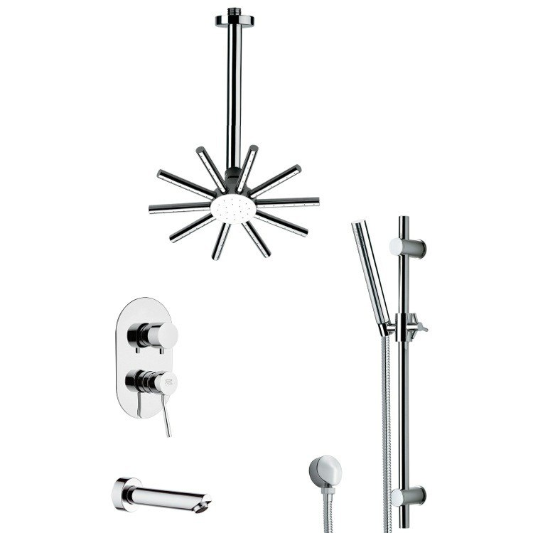 REMER TSR9540 ESTATE SHOWER FAUCET