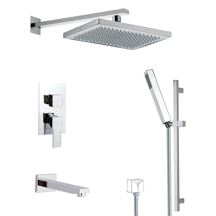 REMER TSR9544 ESTATE TUB AND SHOWER FAUCET