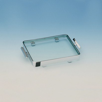 WINDISCH 51417 TRAYS CLEAR CRYSTAL GLASS BATHROOM TRAY