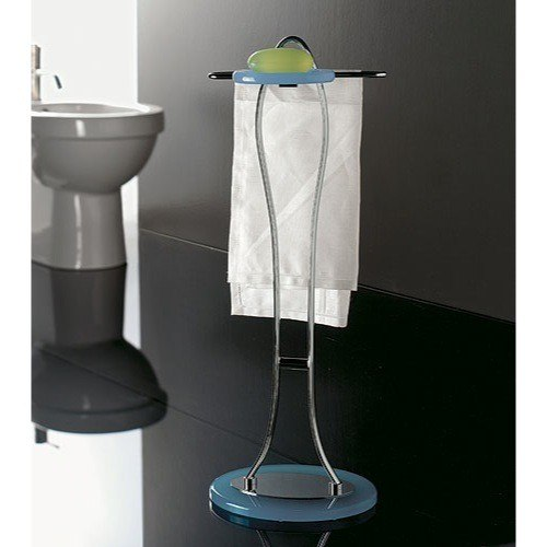 TOSCANALUCE 894 KOR FREE STANDING 2-FUNCTION BATHROOM ACCESSORY SET