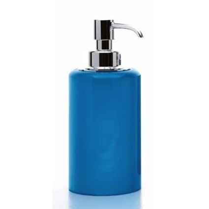 TOSCANALUCE A023 GALLERY ROUND SOAP DISPENSER MADE FROM PLEXIGLASS