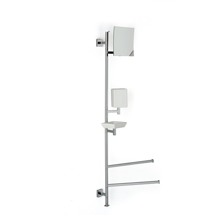 STILHAUS U24 URANIA WALL MOUNTED BATHROOM BUTLER