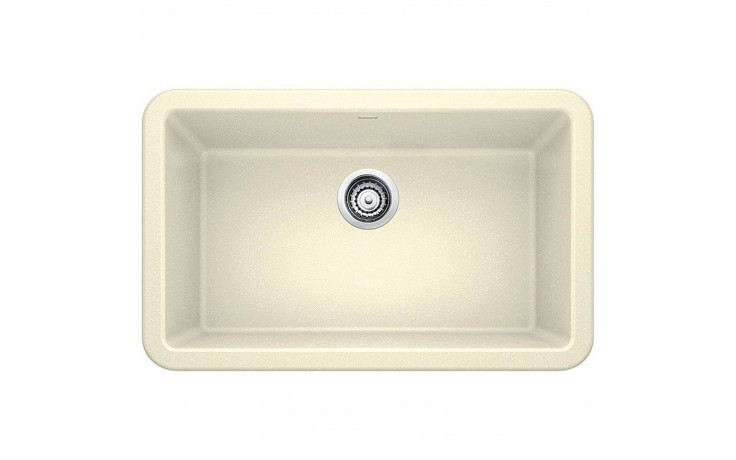 Blanco 401780 Ikon Granite 30 Inch Kitchen Sink in Biscuit