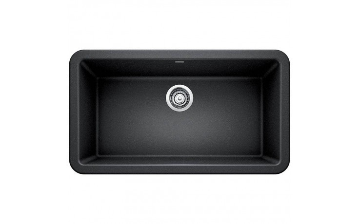 Blanco 401895 Ikon 33 Inch Apron Front Kitchen Sink in Anthracite