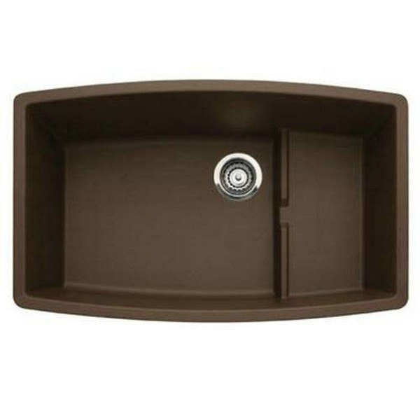 Blanco 440063 Performa Granite 32 Inch Kitchen Sink in Cafe Brown