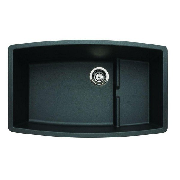 Blanco 440064 Performa Granite 32 Inch Kitchen Sink in Anthracite