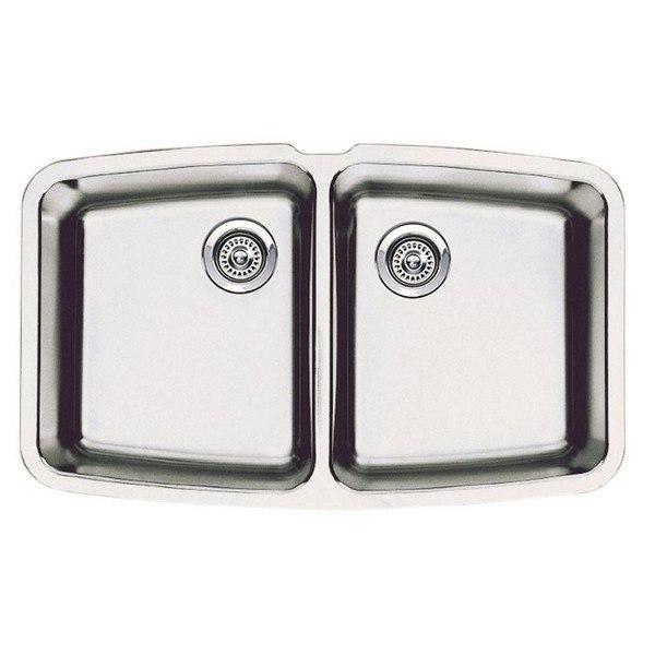 Blanco 440110 Performa Stainless Steel 33 Inch Kitchen Sink