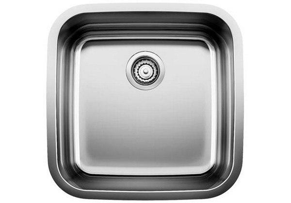 Blanco 440158 Supreme Stainless Steel 20-1/2 Inch Kitchen Sink