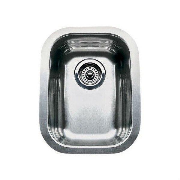 Blanco 440165 Wave Stainless Steel 20 Inch Kitchen Sink