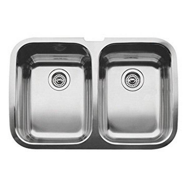 Blanco 440207 Supreme Stainless Steel 21 Inch Kitchen Sink