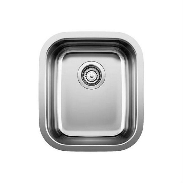 Blanco 440247 Supreme Stainless Steel 15-1/2 Inch Kitchen Sink