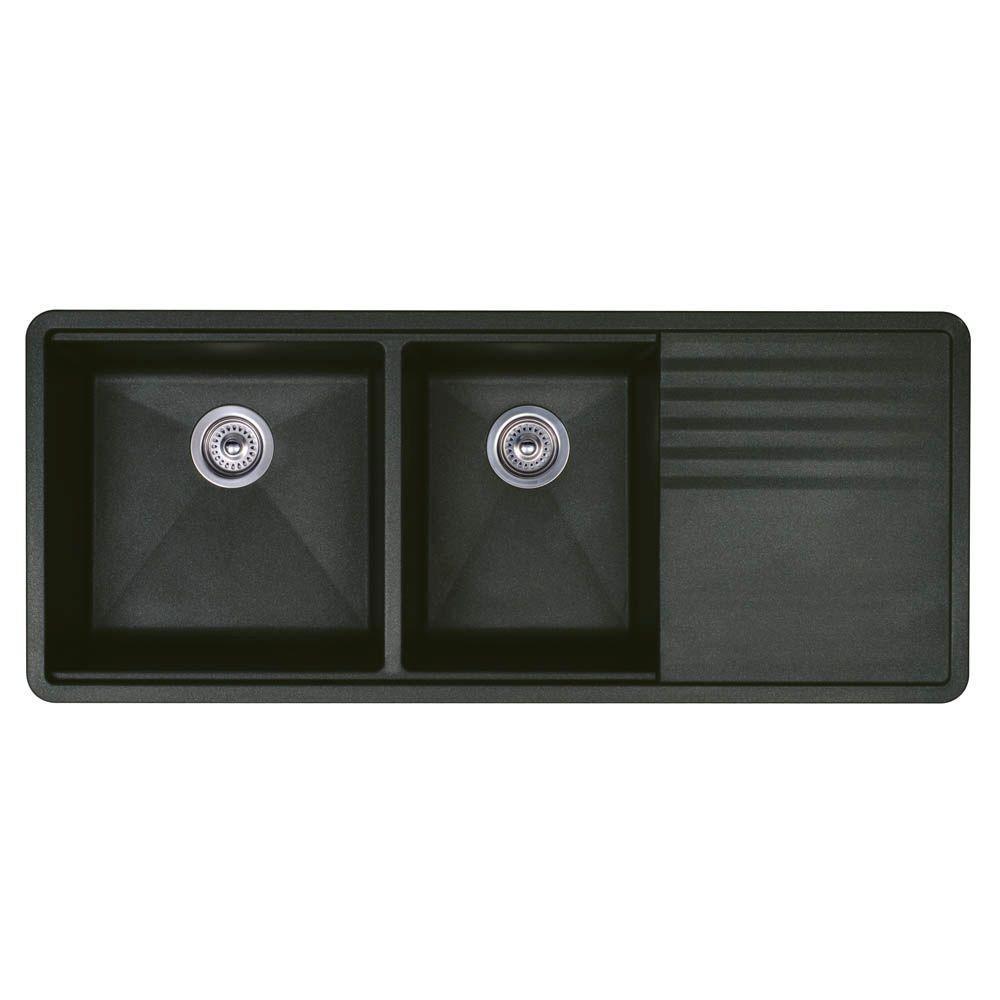 Blanco 440408 Precis Granite 48 Inch Kitchen Sink In Anthracite