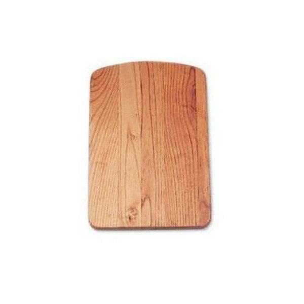 BLANCO 440226 DIAMOND WOOD CUTTING BOARD IN RED ALDER