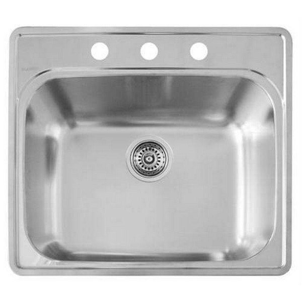 BLANCO 441400 STAINLESS STEEL 25 INCH LAUNDRY SINK