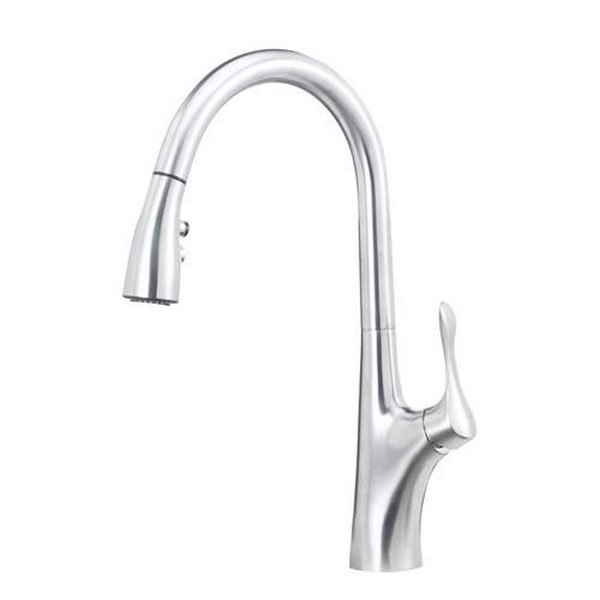 Blanco 441509 Napa Pull-Down Kitchen Faucet, 1.8 GPM