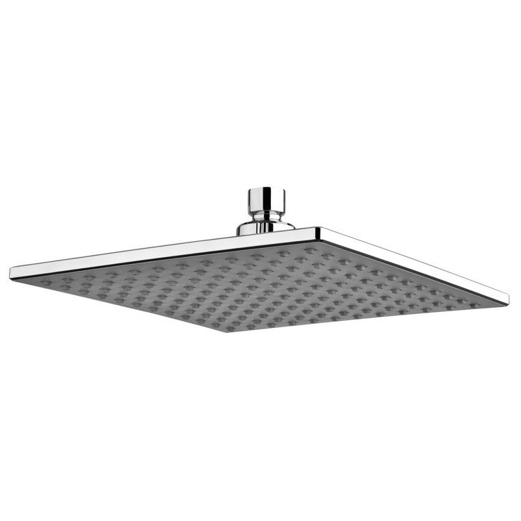 GEDY A041072 SUPERINOX SQUARE HEAD SHOWER IN POLISHED CHROME