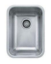Franke GDX11012 12 Inch Grande Series Undermount Kitchen Sink