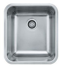 Franke GDX11018 18 Inch Grande Series Undermount Kitchen Sink