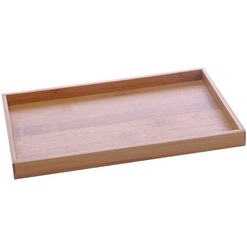 GEDY PO06-35 POTUS TRAY MADE FROM WOOD IN BAMBOO FINISH