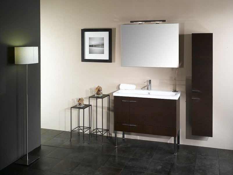 IOTTI NS2 SIMPLE COLLECTIONS 38.3 INCH VANITY SET
