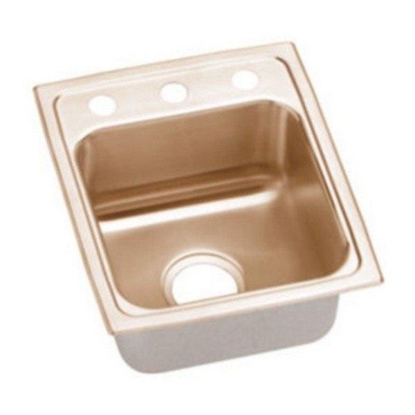 Copper Elkay LRAD172265OS4-CU Sink