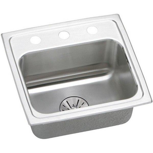 Elkay Celebrity CR17213 Single Bowl Top Mount Stainless Steel Sink