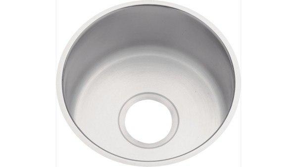 Elkay DXUH12FB Dayton Stainless Steel 14-1/2 L x 14-1/2 W x 6 D Undermount Bar Sink