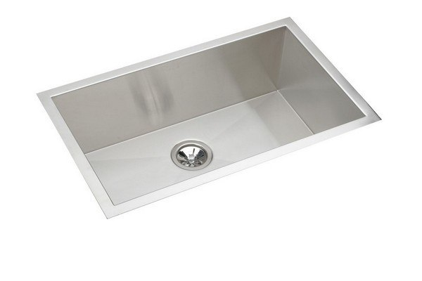 ELKAY EFU281610 AVADO STAINLESS STEEL 30-1/2 L X 18-1/2 W X 10 D UNDERMOUNT KITCHEN SINK