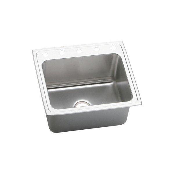 Elkay MDLR2522125 Sink Stainless Steel