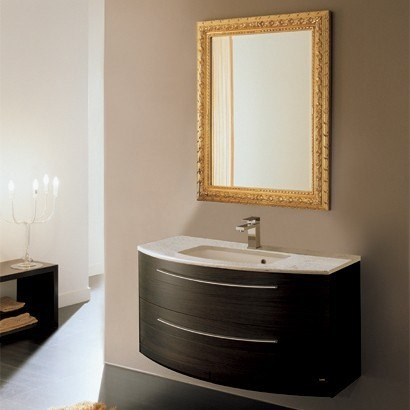 IOTTI ND1 DUNE COLLECTION 41.3 INCH VANITY SET WITH MIRROR