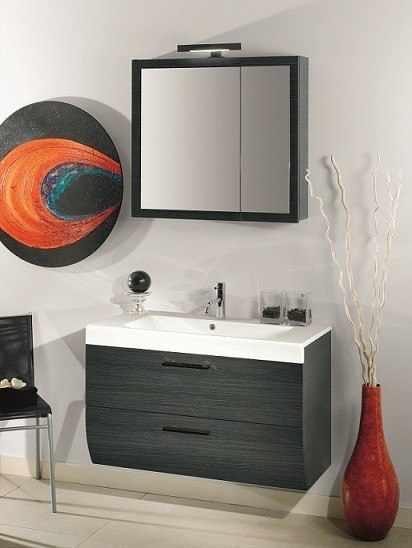 IOTTI NN2 NEW DAY COLLECTION 38.3 INCH VANITY SET WITH MEDICINE CABINET