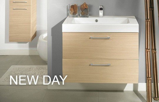 IOTTI WC0 NEW DAY COLLECTION W. 30.4 INCH VANITY WITH SINK