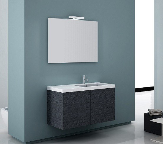 IOTTI SE03 SPACE COLLECTION 39 INCH VANITY SET