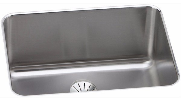 ELKAY ELUH231710PD STAINLESS STEEL 25-1/2 L X 19-1/4 W X 10 D UNDERMOUNT KITCHEN SINK WITH PERFECT DRAIN