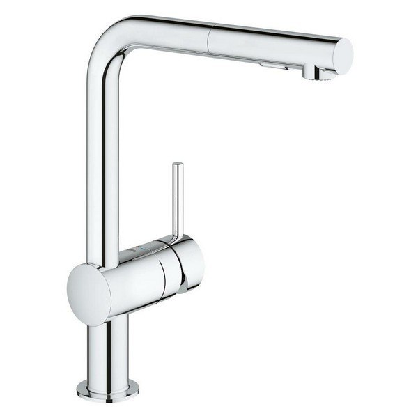 Grohe 30300 Minta Single Hole Kitchen Faucet
