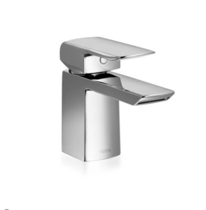 Toto TLSD Soiree GPM Single Hole Bathroom Faucet With Metal - Toto bathroom faucets