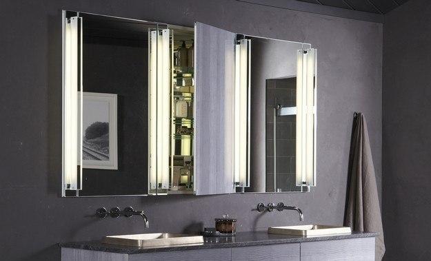Inch Decorative Mirror Cabinet