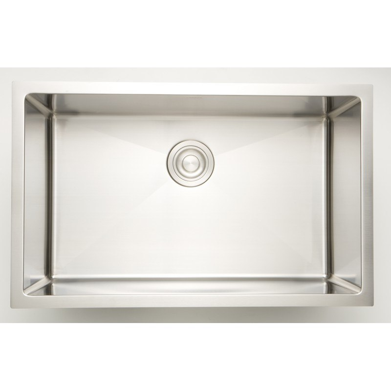 American Imaginations Ai 27477 32 Inch Undermount Double Bowl 18 Gauge Stainless Steel Kitchen Sink In Chrome