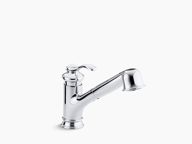 KOHLER K-12177 FAIRFAX PULL OUT KITCHEN FAUCET