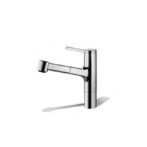 KWC 10.191.033 Ava Pull Out Top Single-Lever Mixer