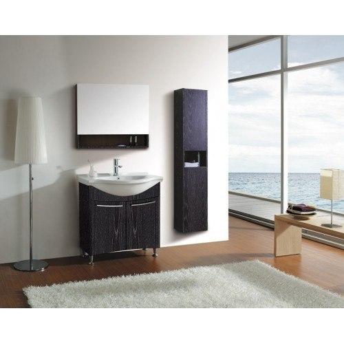 lada london 80 black oak bathroom vanity set 32 inch