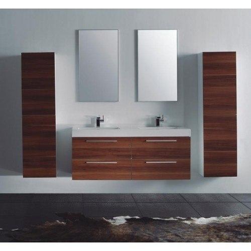 Rta Kitchen Cabinets Toronto: Lada Domino T40 Wall Hung Bathroom Storage Linen Cabinet