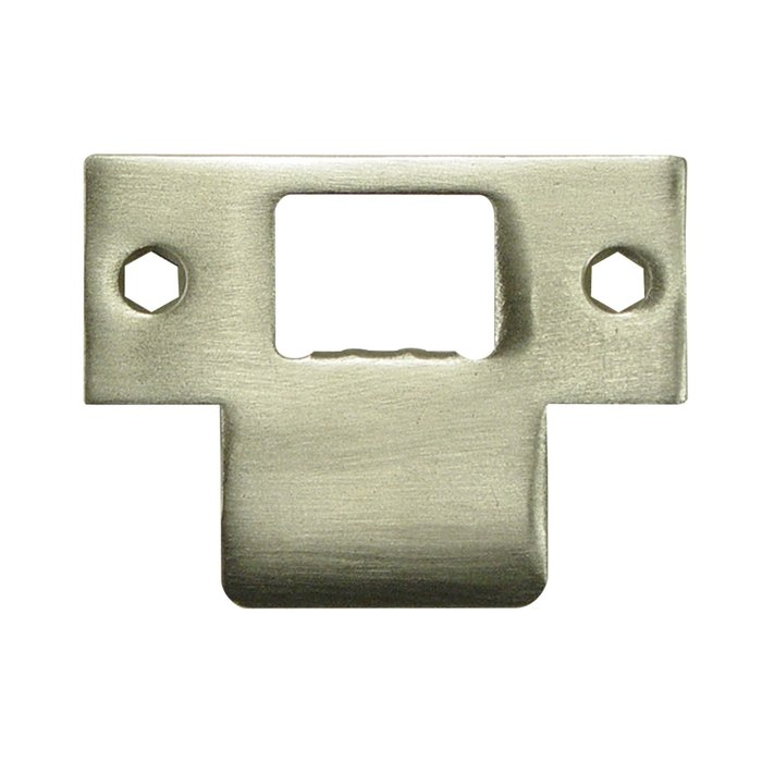 DELTANA TSPE200 EXTENDED T-STRIKE PLATE 2-3/4 X 2 INCHES