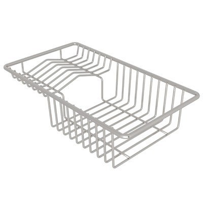 Rohl 8100/303 Dish Rack for 16 and 18 Inch Stainless Steel Sinks