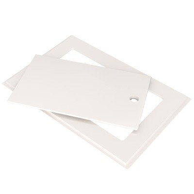 Rohl 8644/101 Cutting Board for 16 Inch Stainless Sinks
