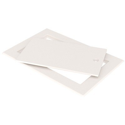 Rohl 8644/102 Cutting Board for 18 Inch Stainless Sinks