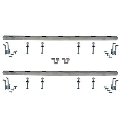 Rohl QN25UM Undermount Kit for 6317/6327/6307/5927/6337/6339/6737/6347 Sinks